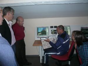 Seminário projecto EUFOFINET 2-3 Novembro 2011_Simulação 1
