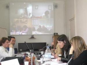 Vídeo-conferencia RESATER 2010