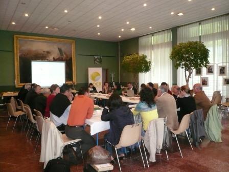 Seminário de Lançamento RIDER, Saint Girons